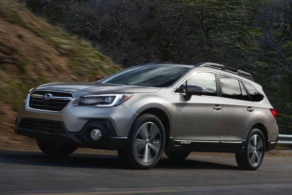 Клиент, неуйдешь: Subaru комплексно модернизировала Outback— фото 733279