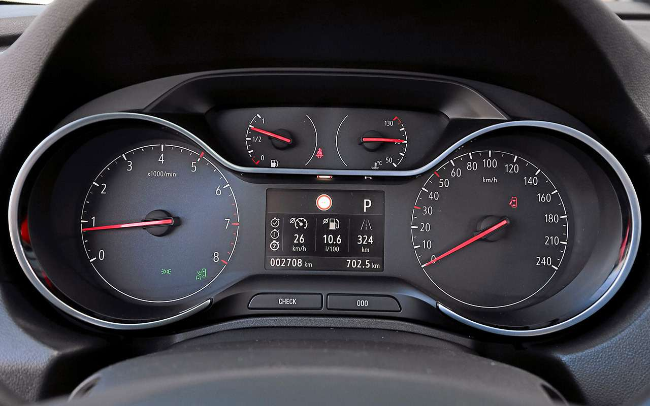 Toyota RAV4и Opel Grandland X— большой тест— фото 1202879