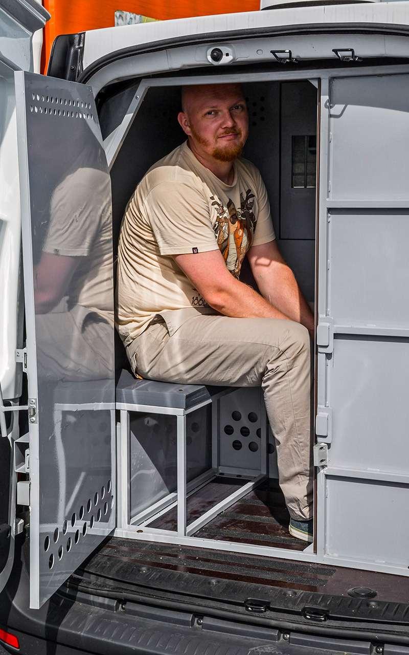Лада Куб— Ларгус специального назначения. Тест ЗР— фото 801977
