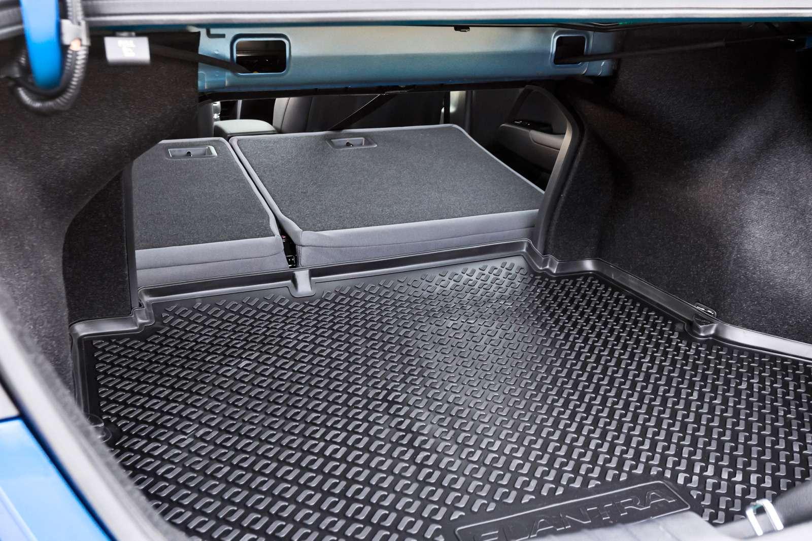 Новая Hyundai Elantra: тигрокот— фото 613276