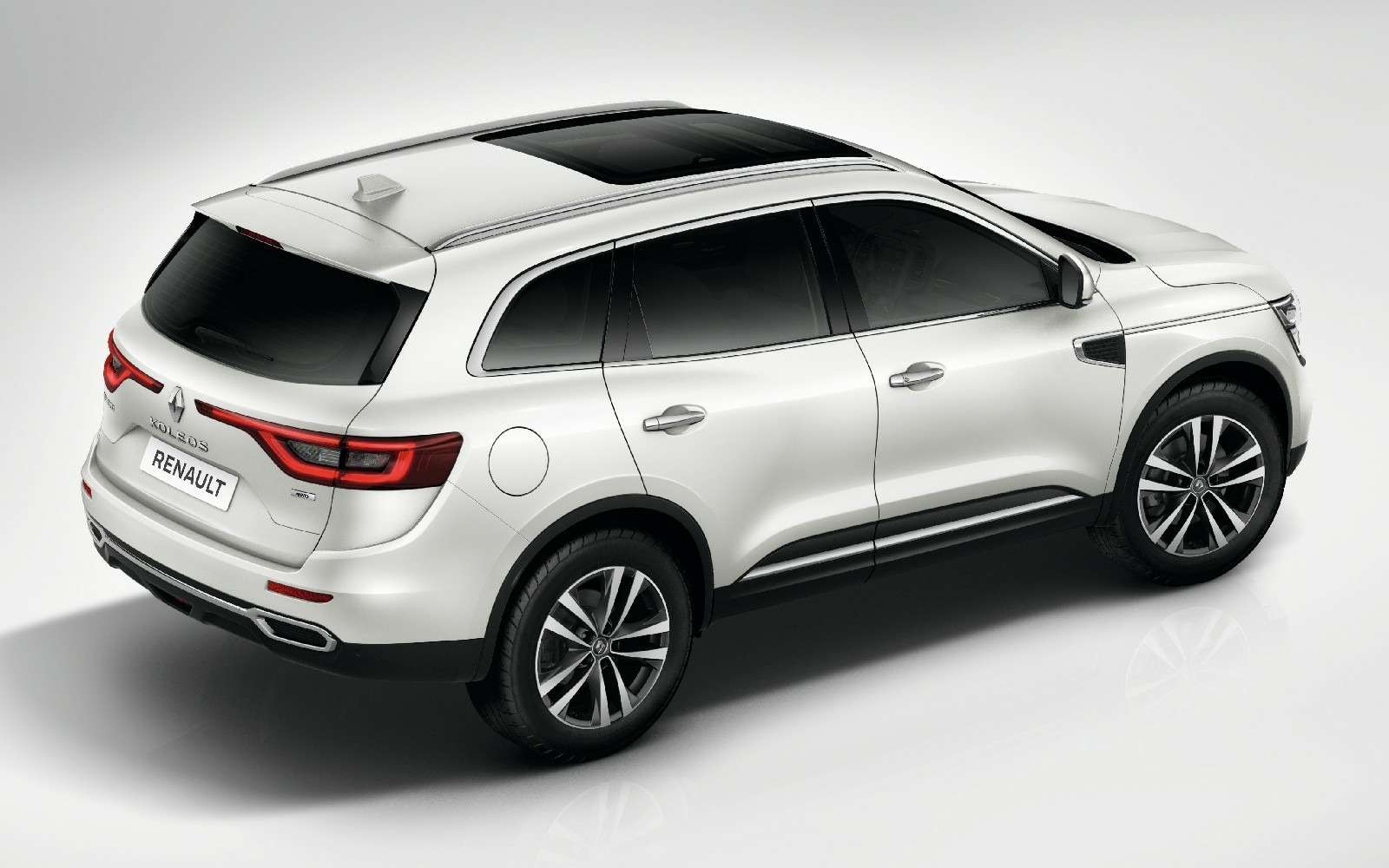 В России стартовали продажи кроссовера Renault Koleos второго поколения— фото 761960