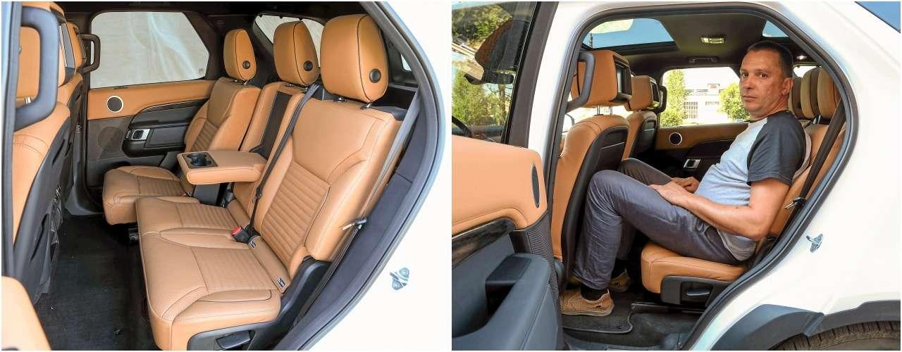 Новый VWTouareg, Land Rover Discovery иLexus RX350: большой тест-драйв— фото 899495