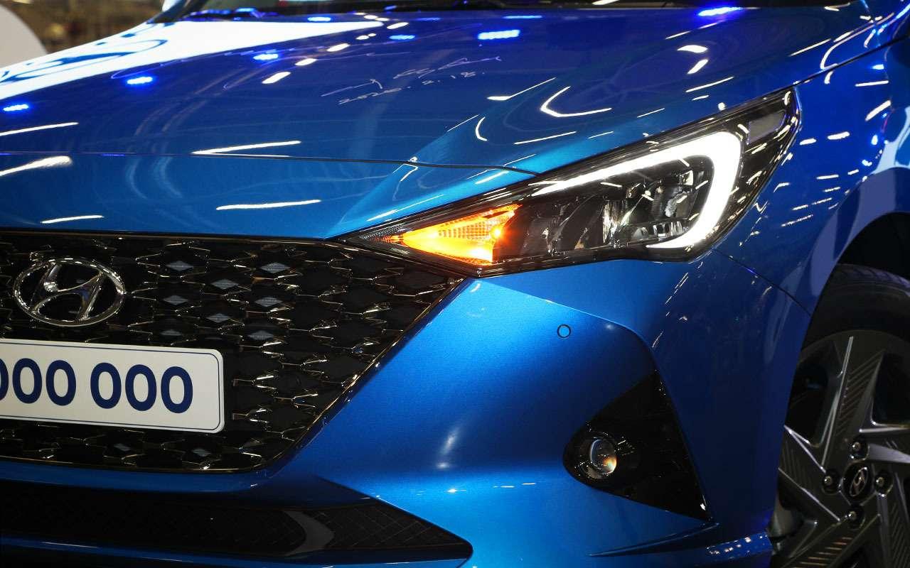 Обновленный Hyundai Solaris: близкое знакомство— фото 1085069