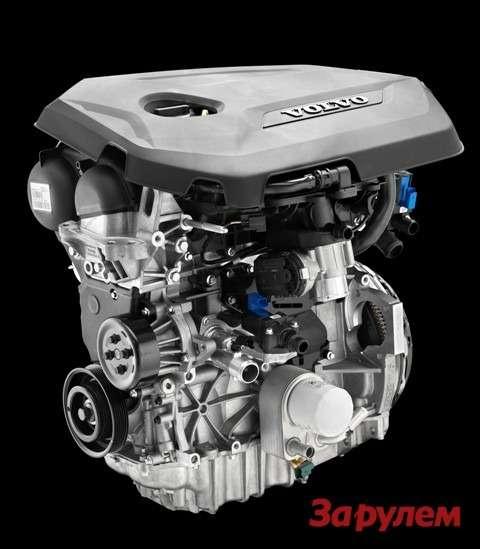 Volvo S60, двигатель GTDI 1,6л.