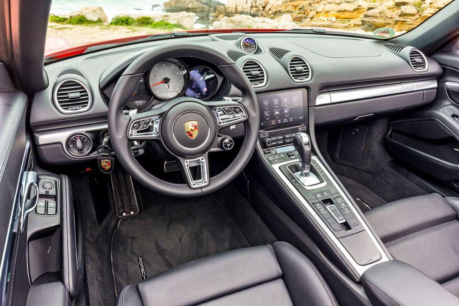 Тест Porsche 718 Boxster: эйфория литеры S— фото 596483