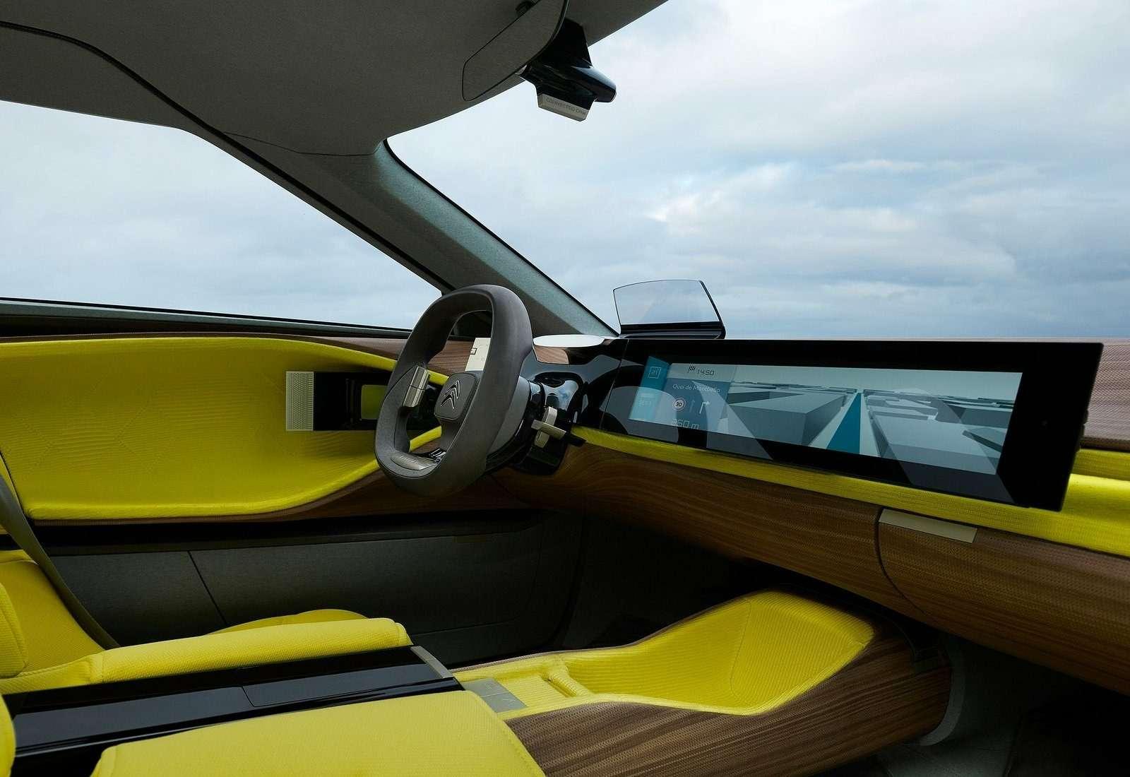 Citroen CXperience: предвестник флагмана дебютирует вПариже— фото 626713