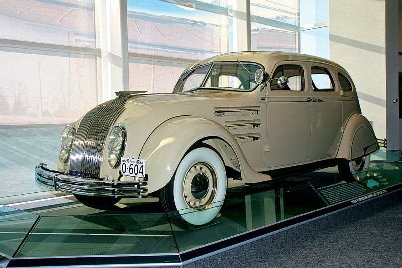 Chrysler Airflow no copyright