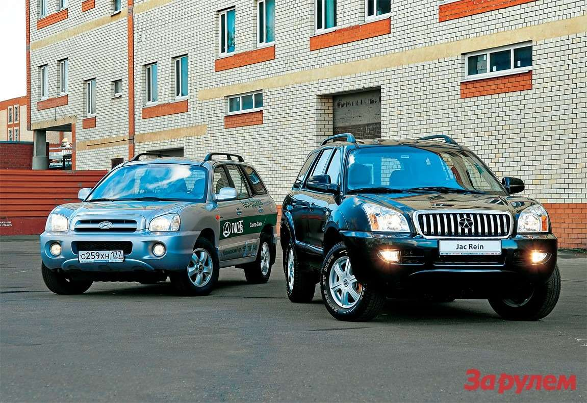 JacRein, Hyundai Santa FeClassic