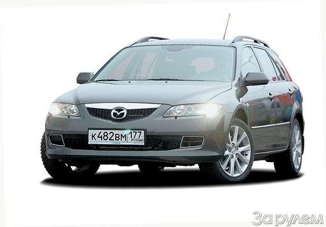 Mazda 64AWD. Впоисках зимы— фото 61797