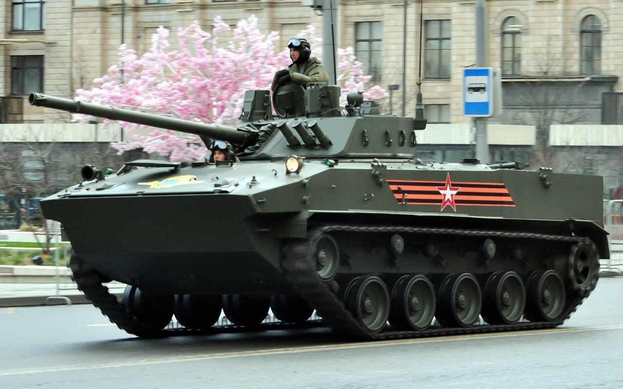 Боевая машина десанта: зачем российской армии БМП-лайт?— фото 922273