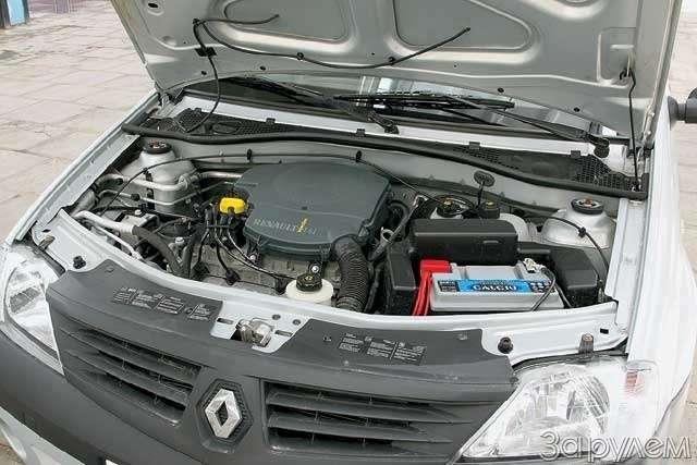 Renault Logan: МОСКОВСКИЙ ХИТ— фото 65931