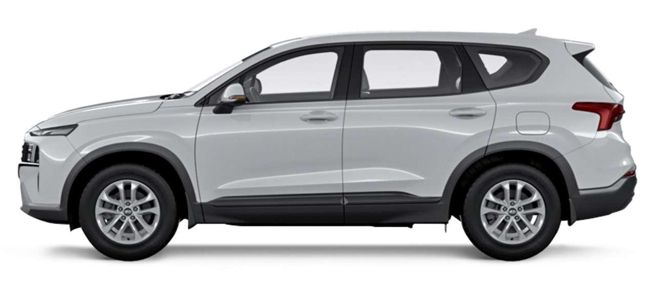 Обновленный Hyundai Santa Fe: тест самой мощной версии— фото 1249468
