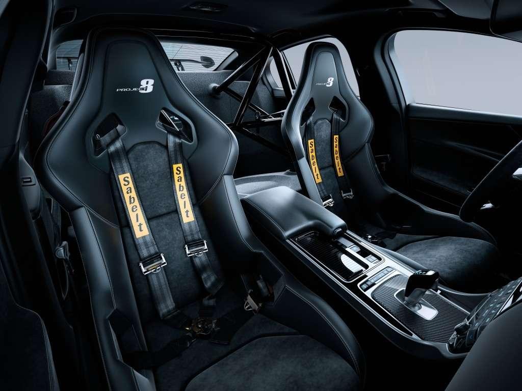Самый мощный Jaguar— 600сил итолько 300 экземпляров— фото 769064