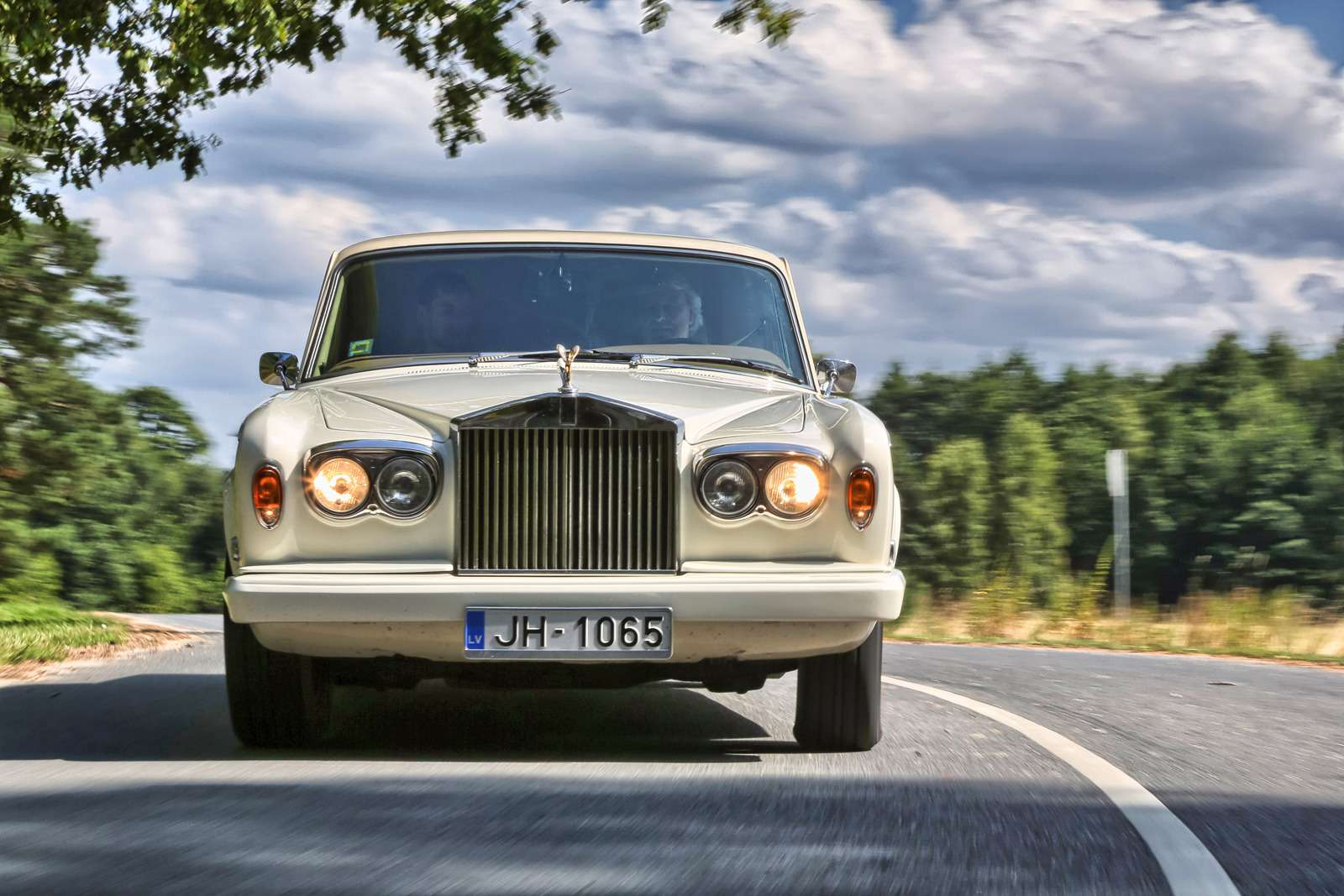 Растянутый Rolls-Royce Silver Shadow: в духе экстаза — фото 601390
