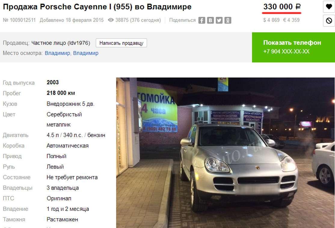 «Небитый, некрашенный»: что скрывают объявления опродаже авто— фото 569109