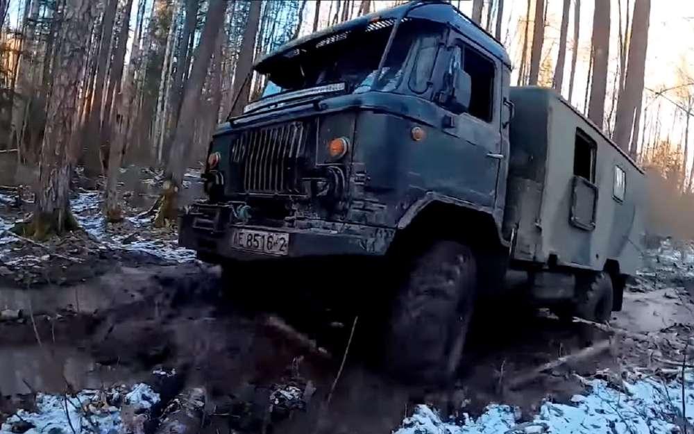 BeiR0jjuBr2mYCNC9 9jpQ=h625 - Вот это настоящая машина дляРоссии: ГАЗ-66с дизелем Iveco