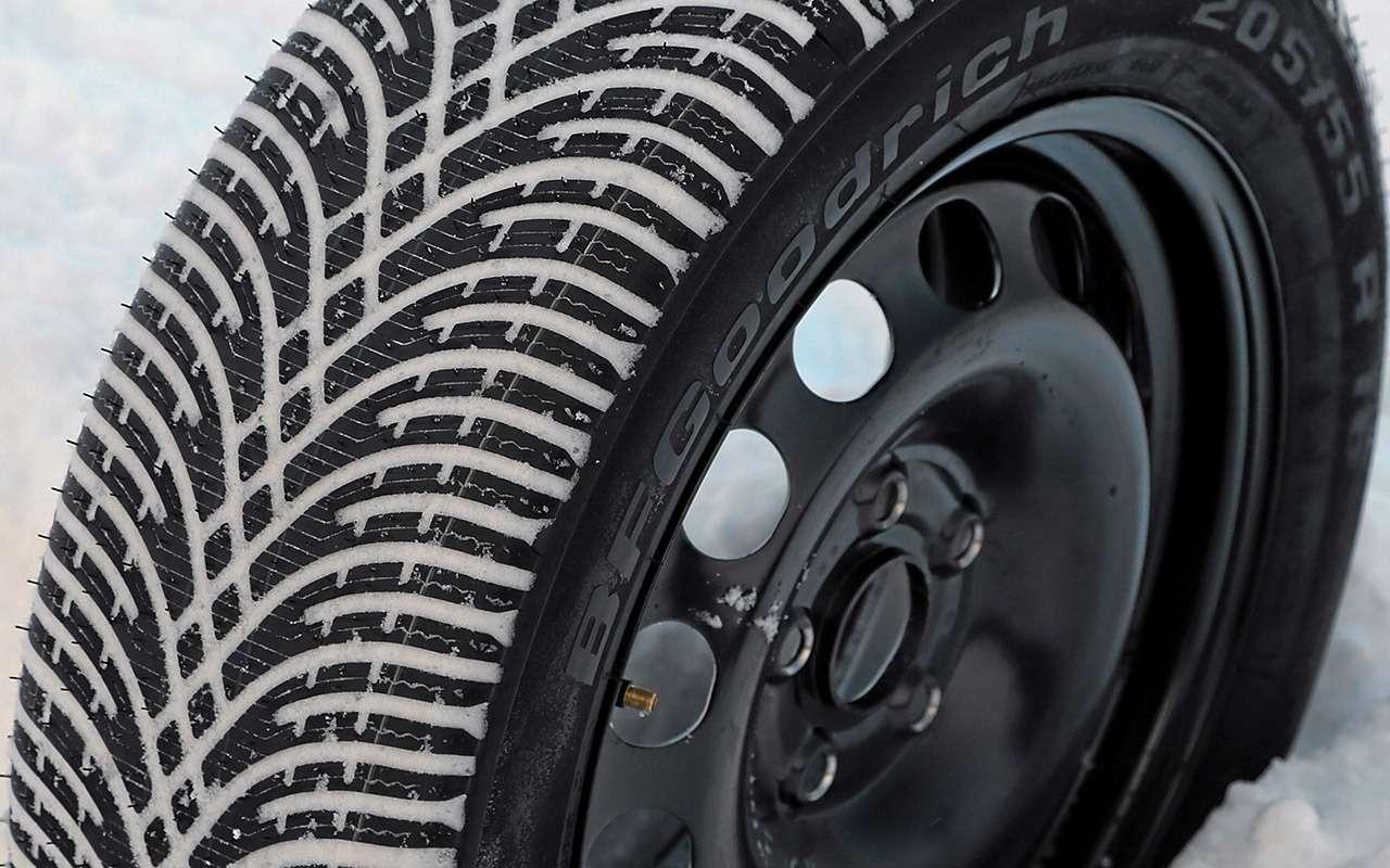 Большой тест зимних шин: выбор экспертов «Зарулем»— фото 1170264