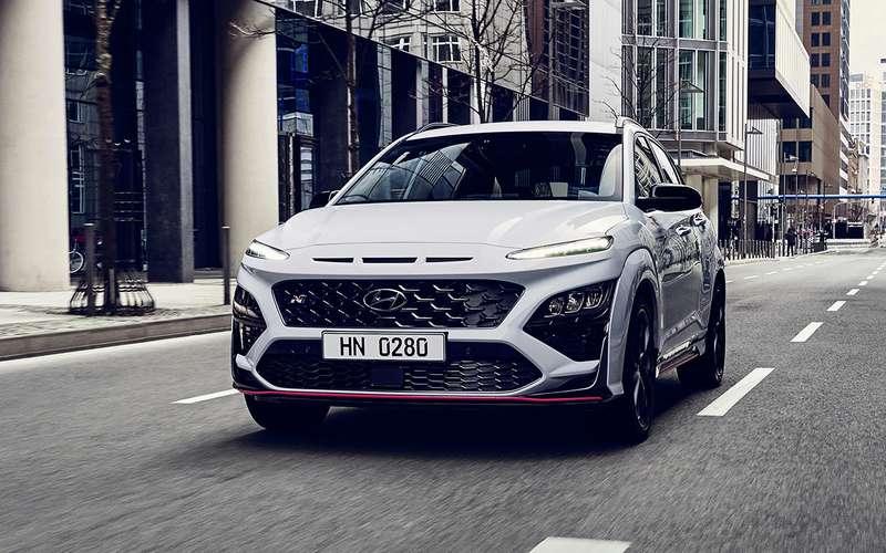 BevcW0DeVdG QdaMR1Wrjg=s800 Дебют Hyundai Kona N — первого семейного спорткросса