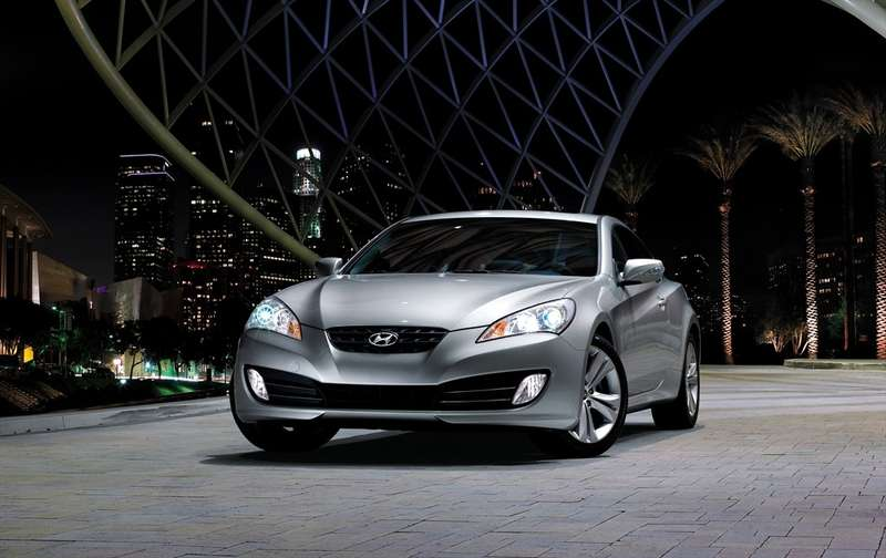 Hyundai Genesis Coupe Ultimate