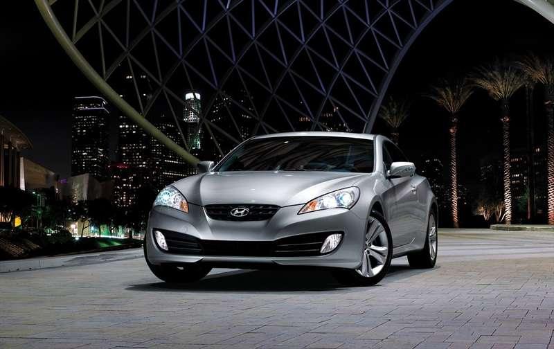 Hyundai Genesis Coupe Ultimate