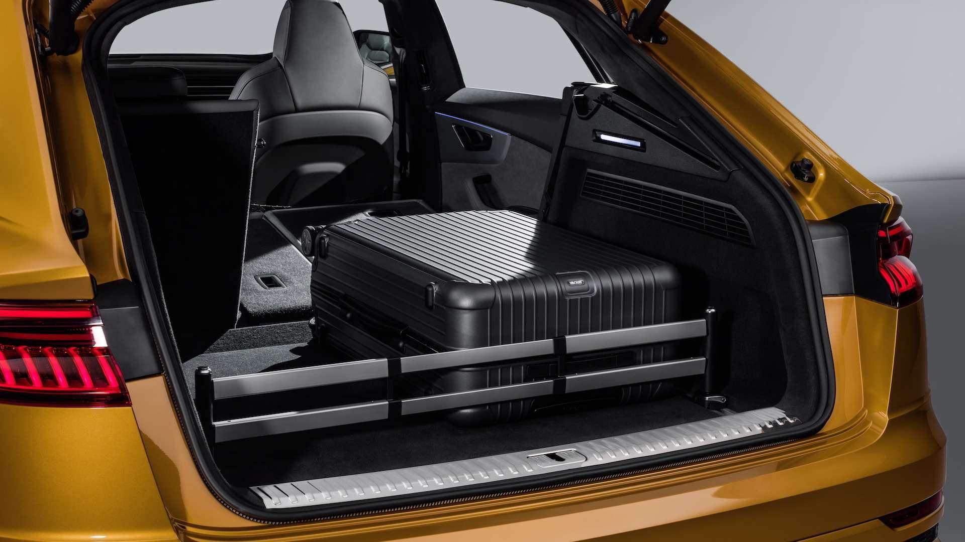 Встречаем Audi Q8: хай-тек плюс ностальгия по80-м— фото 876439