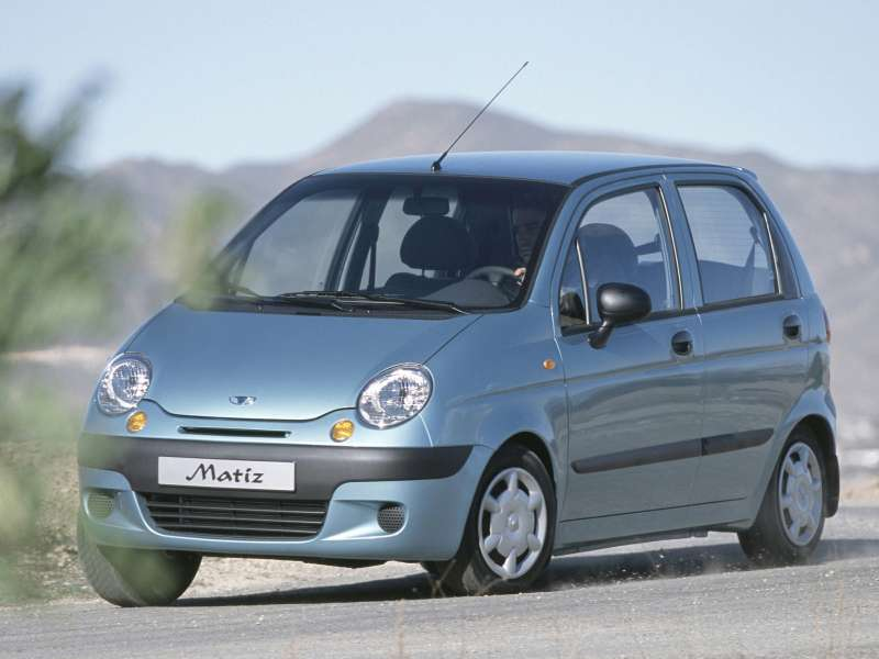 Daewoo_Matiz_Hatchback 5door_2000