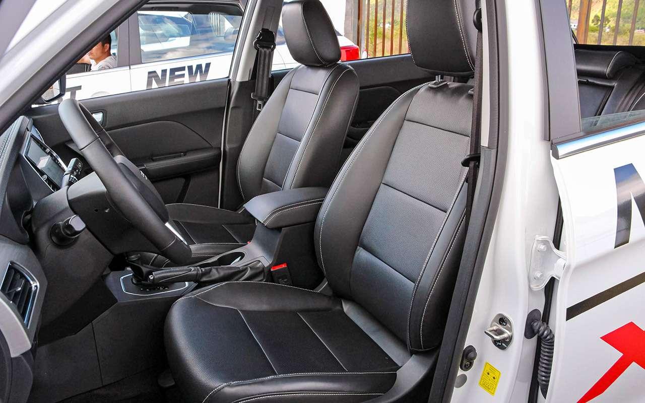 У Hyundai Creta появится конкурент изКитая— фото 811180