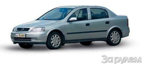 Opel Astra, Volkswagen Bora, Skoda Octavia, Mitsubishi Carisma, Renault Megane, Ford Focus. УЖЕ ПРЕСТИЖНО, ЕЩЕ ДОСТУПНО— фото 24623