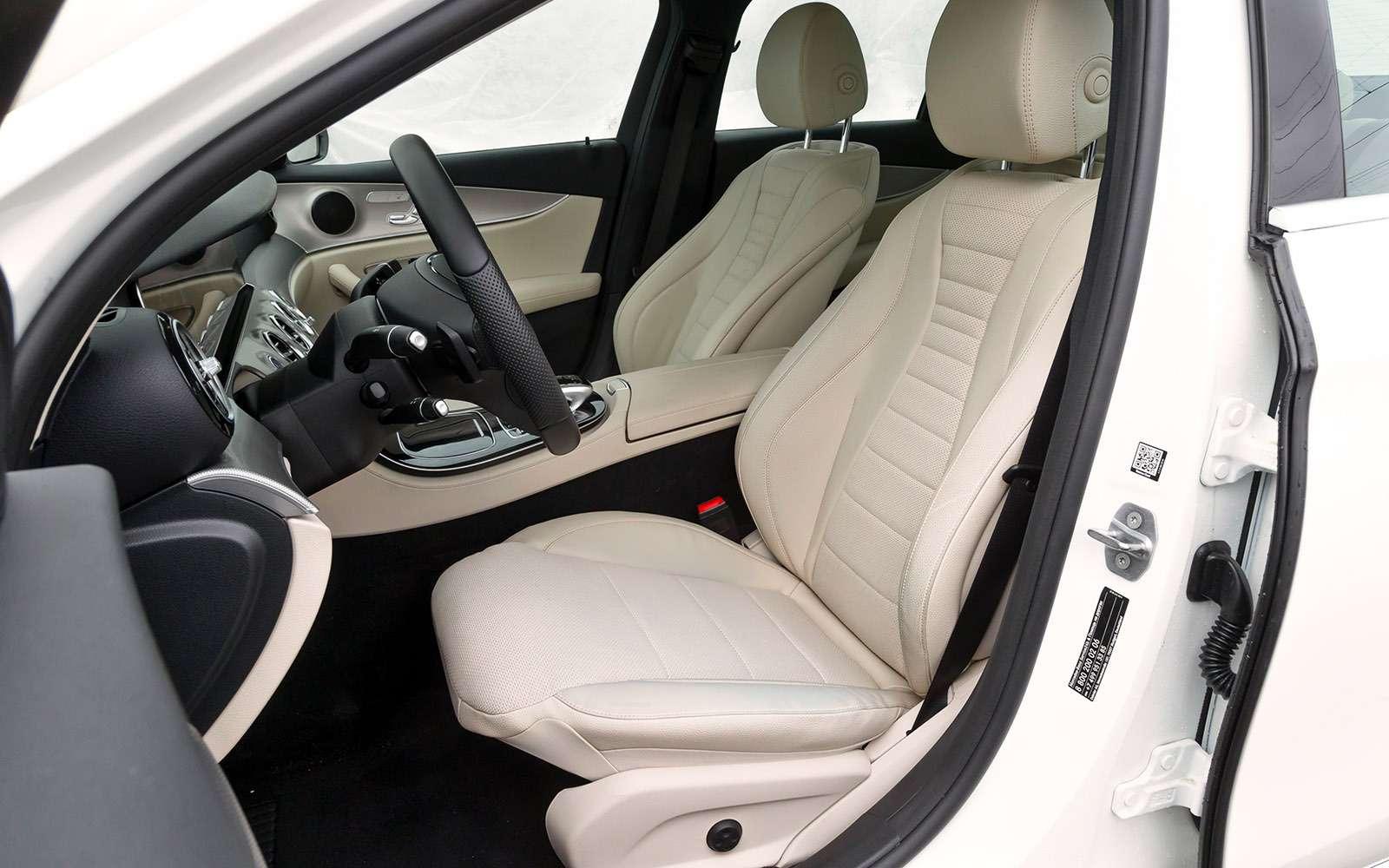 BMW5-й серии против конкурентов: кто напять?— фото 743836