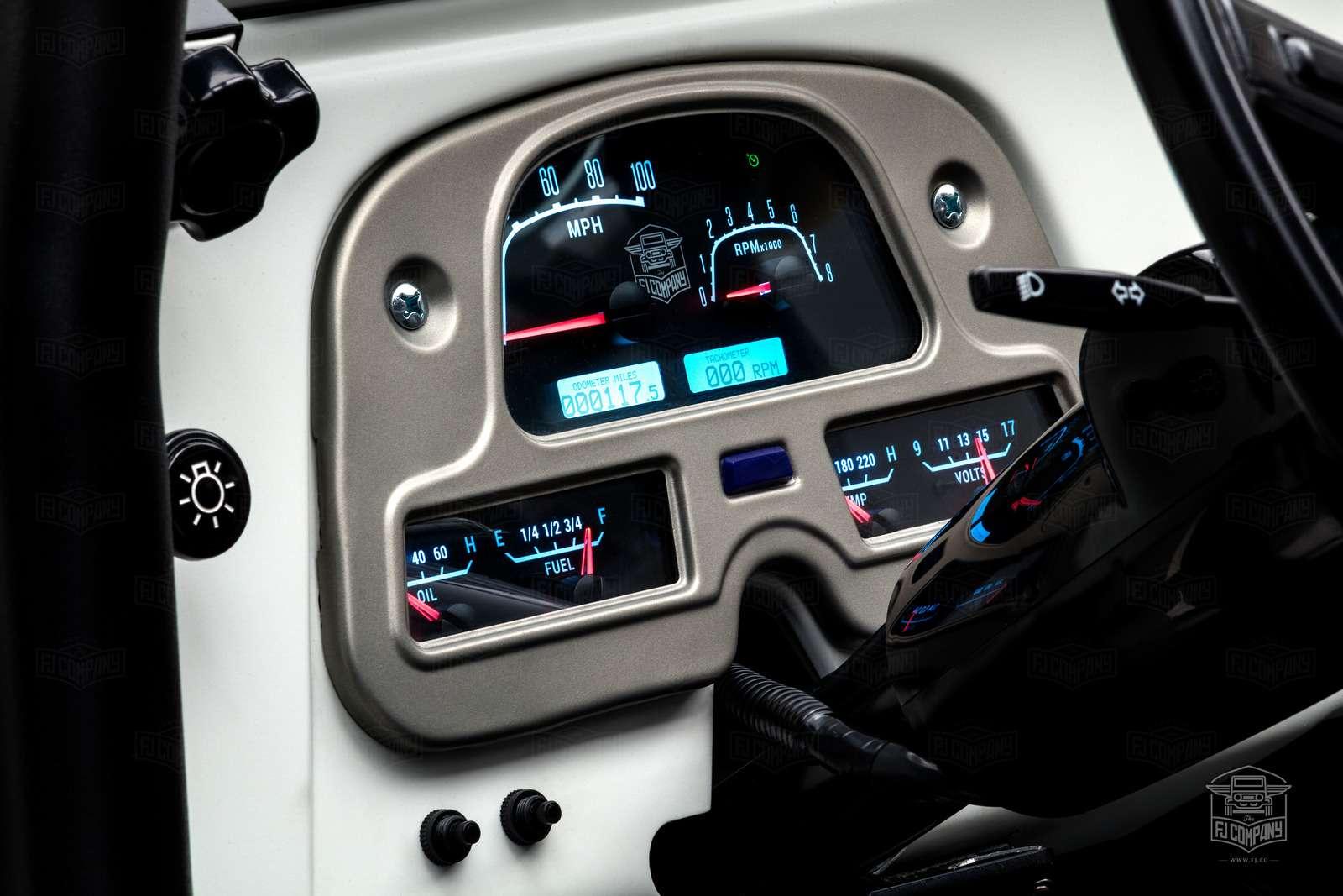 Допинг дляветерана: вЛас-Вегасе показали уникальный Toyota FJ43— фото 658526