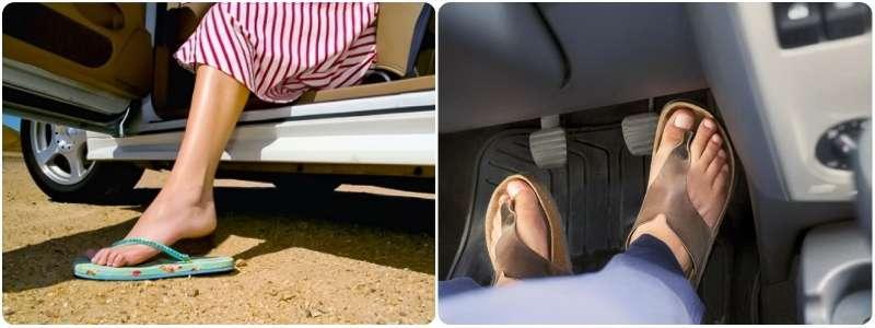 Каксократить тормозной путь? Носить правильную обувь!