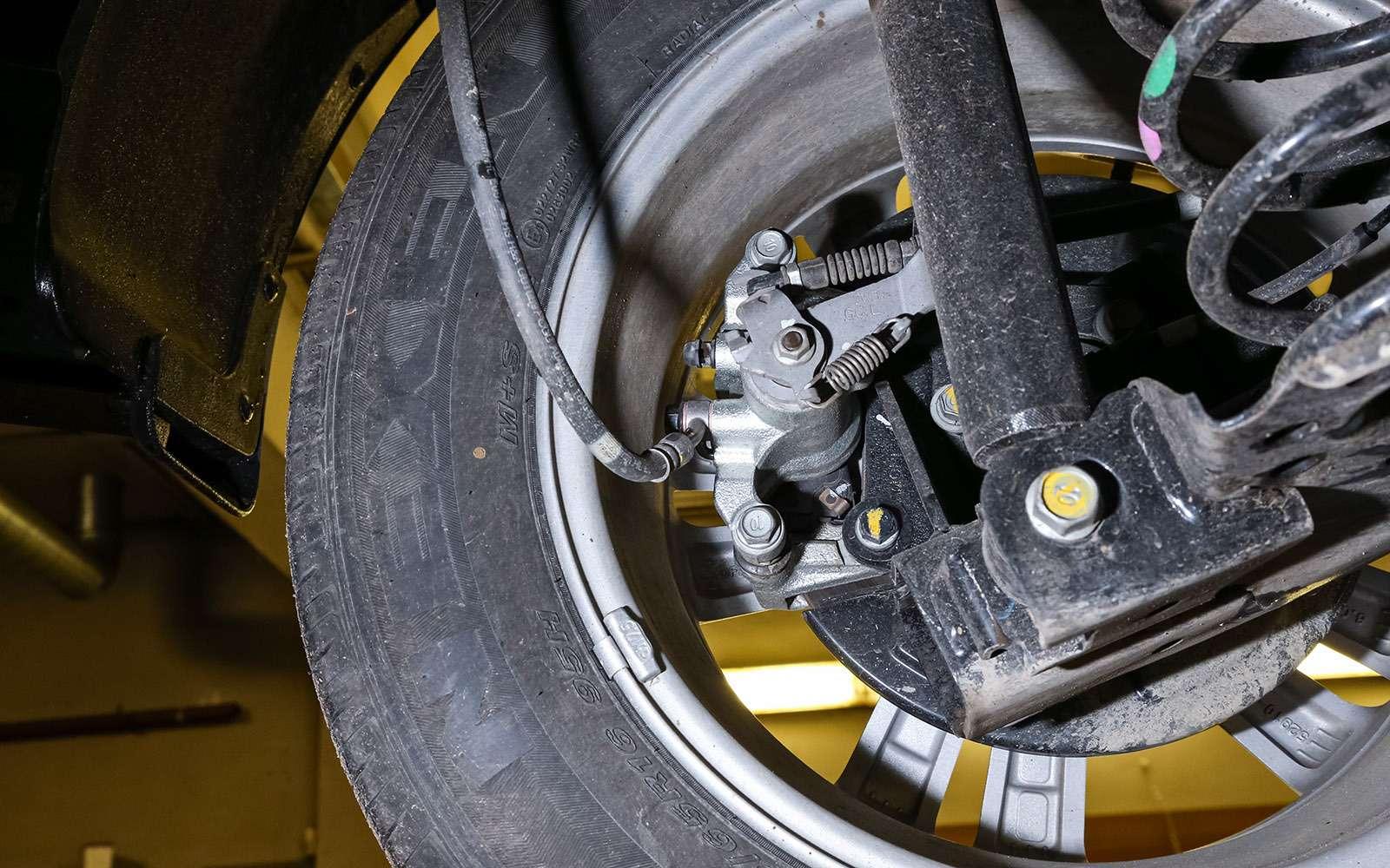 Hyundai Creta, Renault Kaptur, Kia Soul, Lada XRAY: разборка переднеприводных— фото 657337