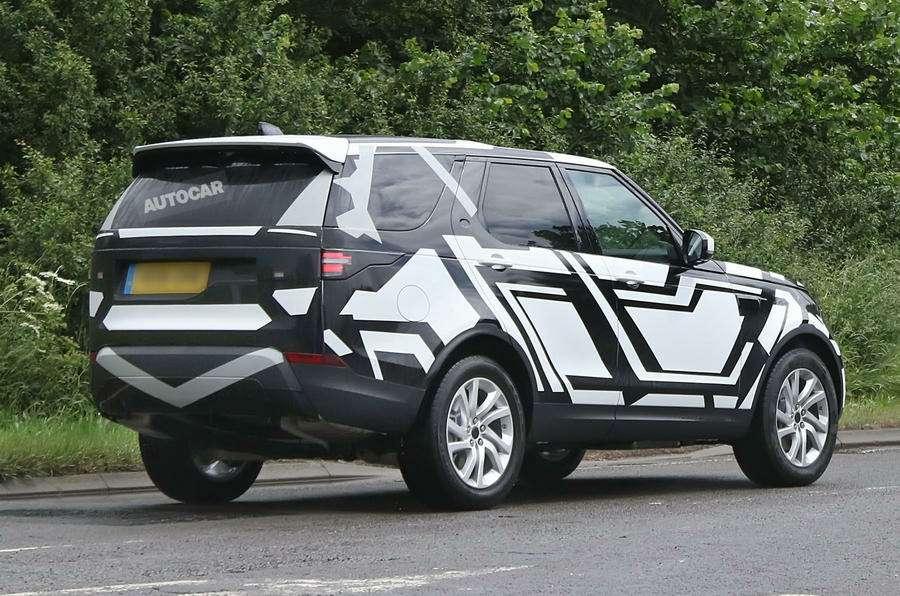Land Rover Discovery обнажился перед камерой— фото 600090