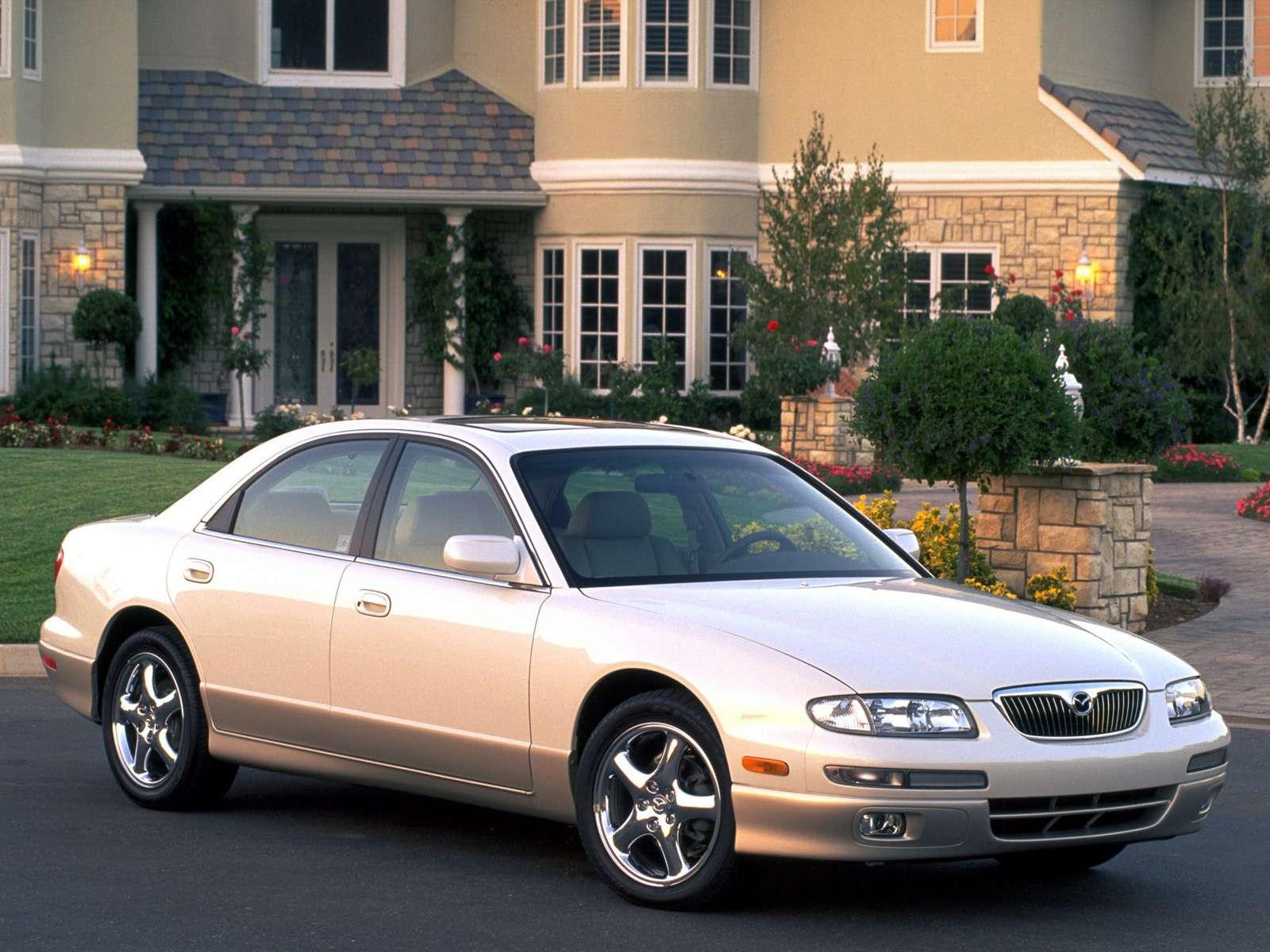 Mazda Millenia (1993— 2002гг.) предполагалась вкачестве базы дляAmati 500