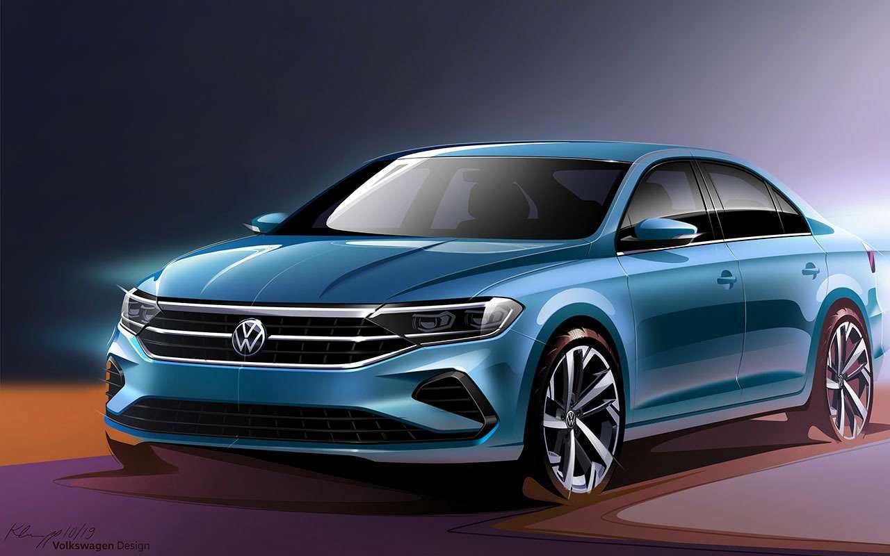 6 главных иудивляющих фактов оновом Volkswagen Polo— фото 1075801