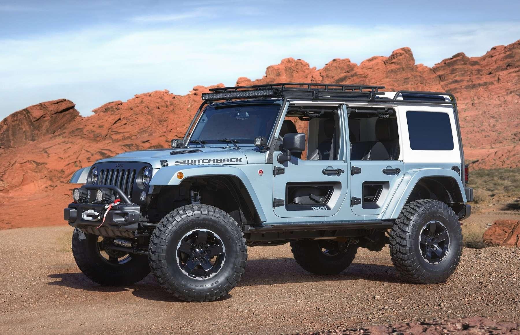 Онвернулся: Jeep представил… Grand Cherokee первого поколения— фото 729907