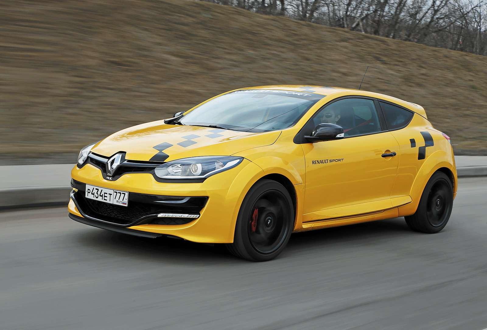 Renault Megane RSCup