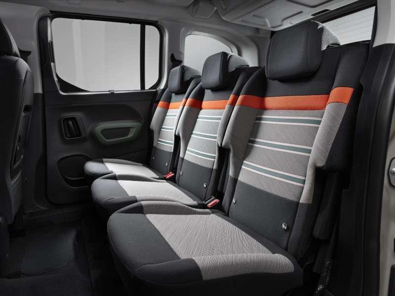 Ситроэн  представил модель Berlingo обновленного поколения