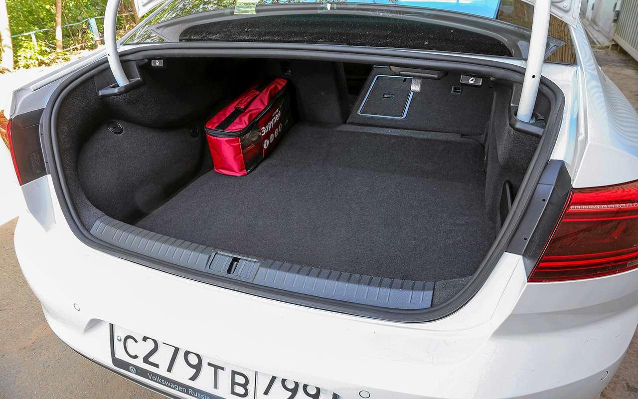 Toyota Camry, Kia K5, VWPassat— большой тест-сравнение— фото 1262516