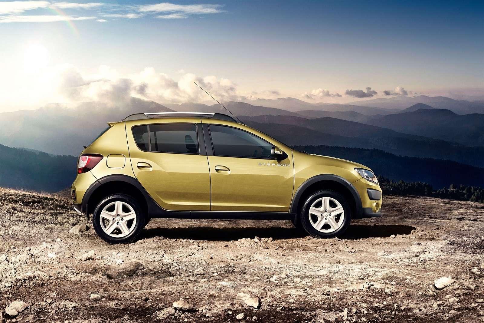 Renault предложит «внедорожный» Sandero за485 тыс. рублей— фото 361519