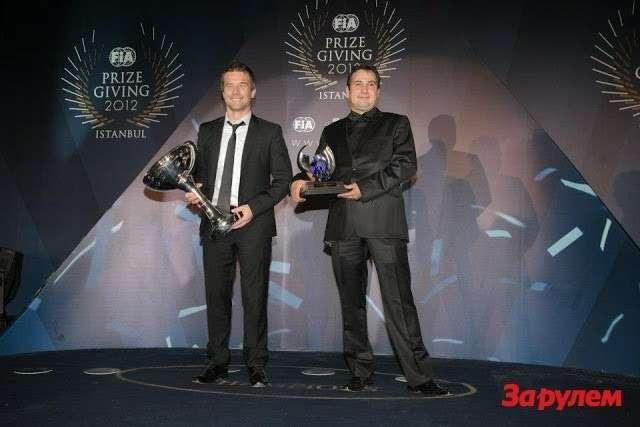 Победители FIA WORLD RALLY CHAMPIONSHIP
