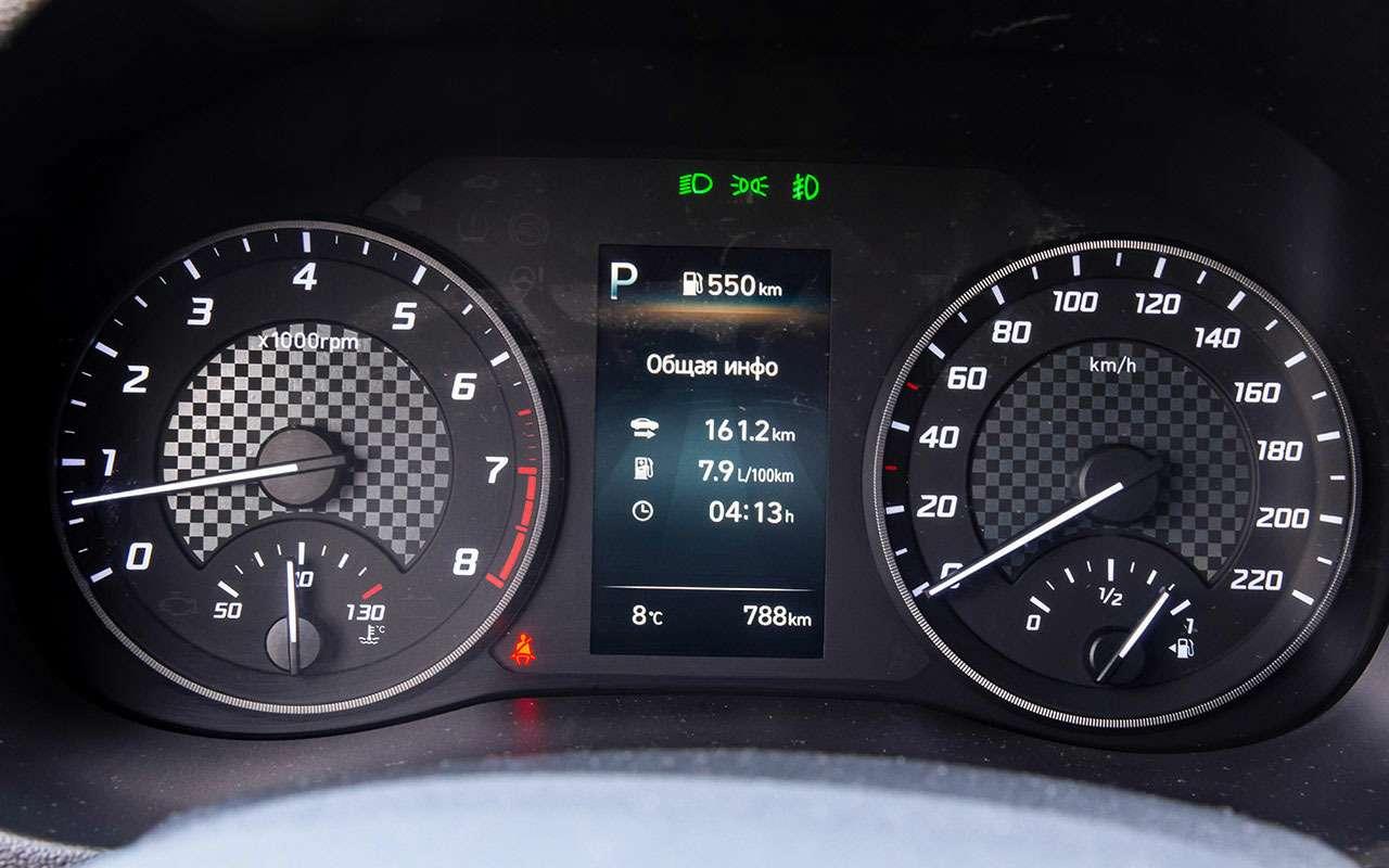 Hyundai Solaris 2020: расходы насодержание иремонт— фото 1124861