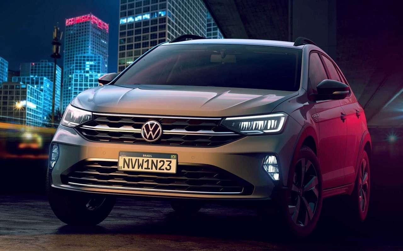 Volkswagen Nivus представлен официально. Ждать лиего вРоссии?— фото 1136753