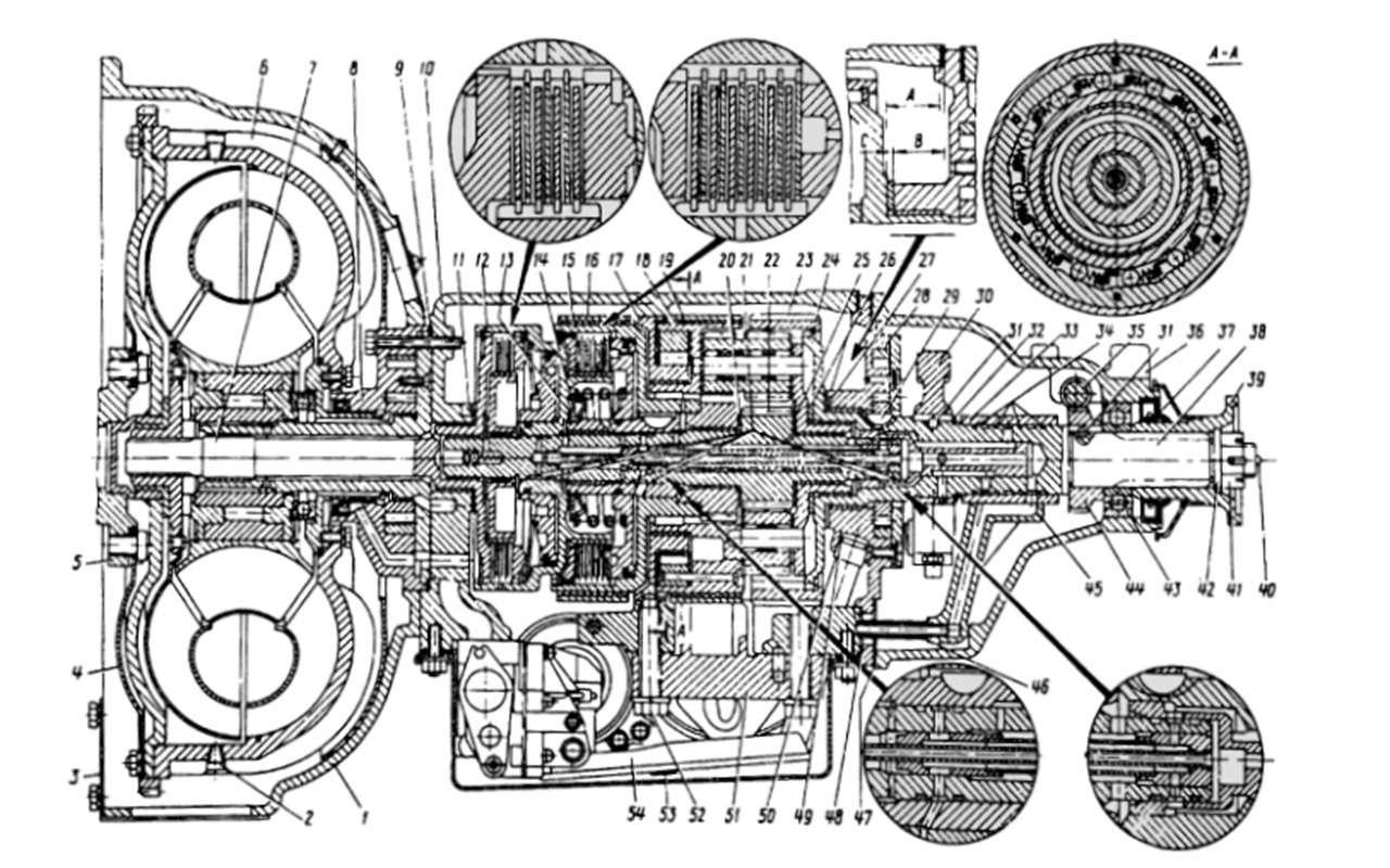 Чайка ГАЗ-14и ееамериканские «уши»— фото 1274114