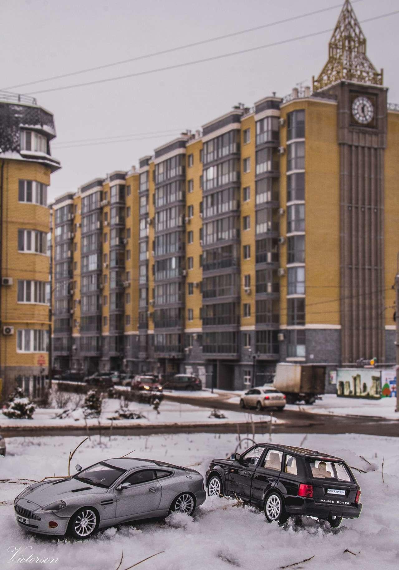 Город наладони: путешествие наминиатюрных автомобилях— фото 830421