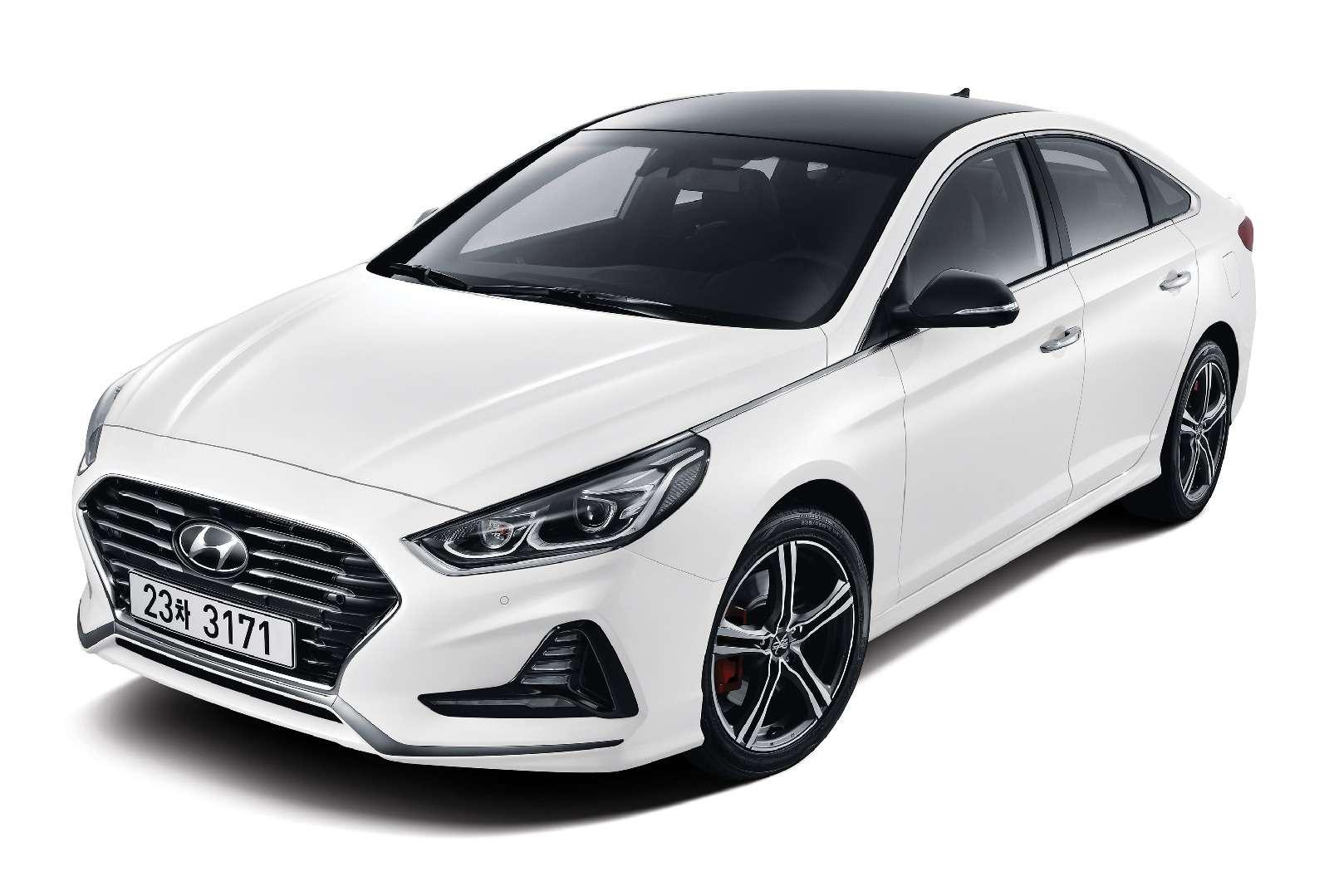 Обновленная Hyundai Sonata— осенью вРоссии— фото 720047
