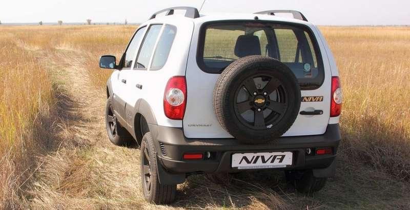 Chevrolet NIVA Winter Edition 3