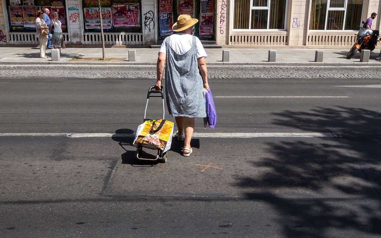 5 самых опасных пешеходов: отних жди фокуса надороге!— фото 1263784