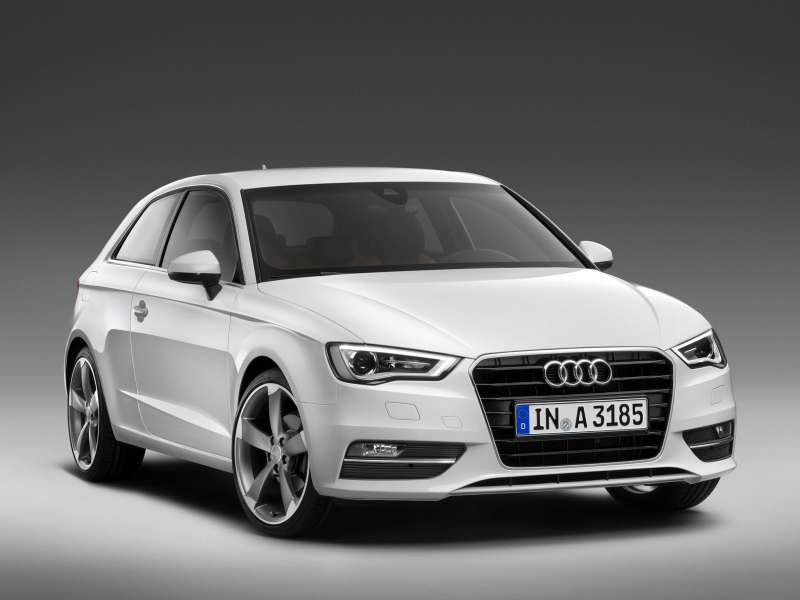 Audi_A3_Hatchback 3 door_2012