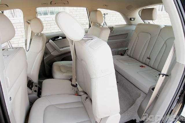Тест Audi Q7BMW X5. ТЯЖЕЛАЯ АТЛЕТИКА